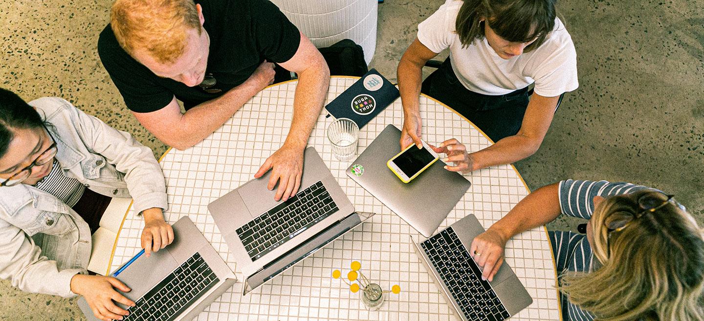 Recruiting für Startups