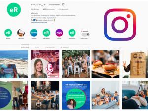 eRecruiter Social Media Employer Branding Plattform