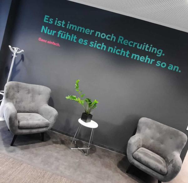 Internes Recruiting
